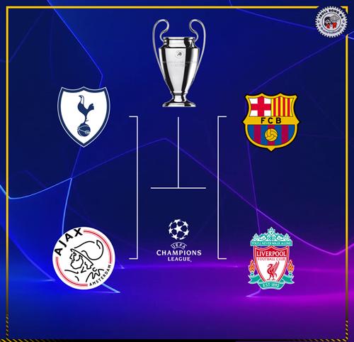 Ai sẽ xưng vương tại Champions League mùa này.
