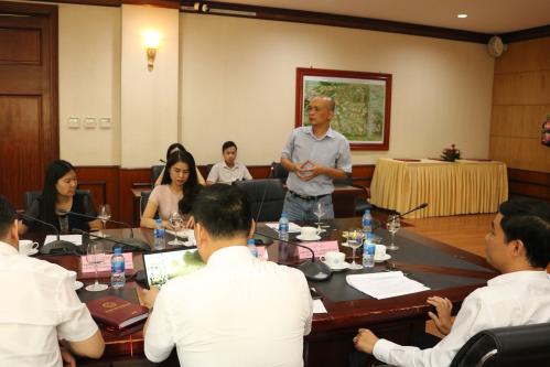 Ông Nguyễn Thành Nam, Chủ tịch Hội đồng quản trịCông ty cổ phần Giáo dục trực tuyến FUNiX chia sẻ về ý nghĩa của đào tạo khởi nghiệp cho sinh viên.