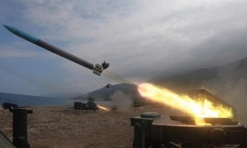 Đài Loan tung video khoe sức mạnh quân sự