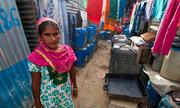 Khu ổ chuột Ấn Độ chật vật trong cuộc khủng hoảng nước tồi tệ nhất lịch sử