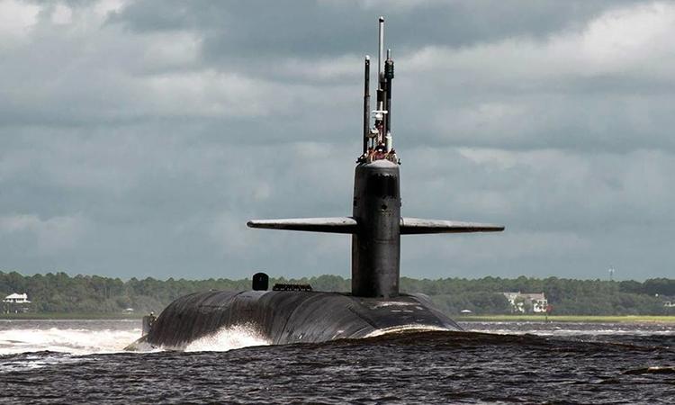 """Mỹ công bố bê bối """"danh sách hiếp dâm"""" trên tàu ngầm"""