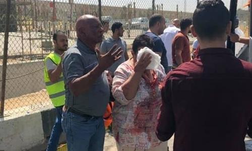 Nổ xe buýt chở du khách ở Ai Cập, 12 người bị thương
