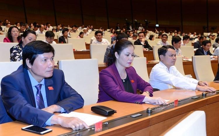 Sáng nay khai mạc kỳ họp thứ 7 Quốc hội khoá XIV