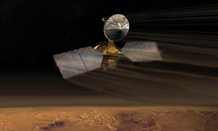 Tàu vũ trụ NASA hoàn thành 60.000 vòng bay quanh sao Hỏa