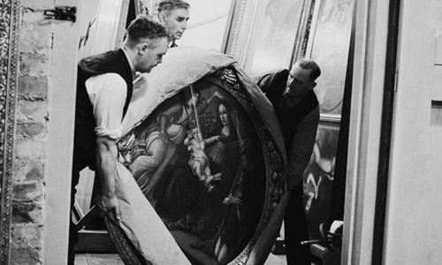 Mỏ đá Anh cất giấu gần 2.000 bức tranh quý trước Hitler