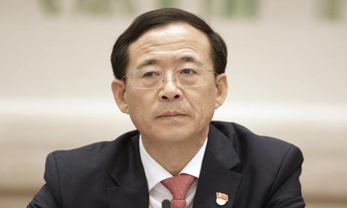 Lưu Sĩ Dư ở Bắc Kinh năm 2017. Ảnh: SCMP.