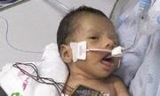 Gia đình bé trai bị cướp khỏi bụng mẹ ở Mỹ cầu mong 'phép màu'