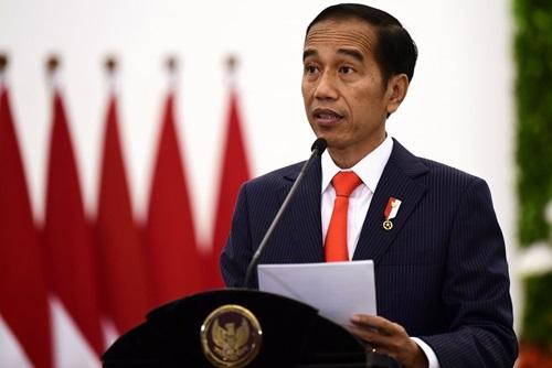 Tổng thống Indonesia Joko Widodo. Ảnh: AFP.