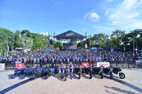 Hàng trăm mẫu xe độc đáo tham dự ngày hội Exciter Fest 2019 - 2