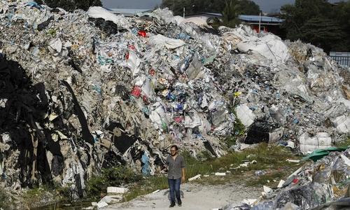 Đông Nam Á 'ngập' trong rác từ các nước phát triển