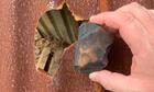 Mảnh thiên thạch 4,6 tỷ năm tuổi rơi trúng chuồng chó