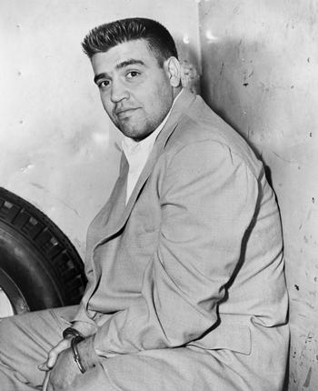 Vincent Gigante tại New York năm 1957. Ảnh: Thư viện Quốc hội Mỹ.