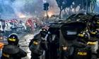 Indonesia triển khai 60.000 nhân viên an ninh đối phó bạo loạn ở thủ đô