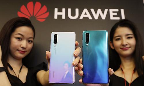 Một loạt nhà mạng Âu, Á dừng đặt hàng điện thoại mới của Huawei