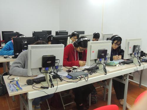 Mô hình lớp học ít thành viên, có phòng lab riêng là điểm mạnh của L's Campus.