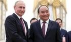 Putin: Nga sẵn sàng hỗ trợ Việt Nam xây dựng chính phủ điện tử
