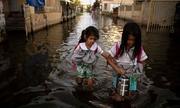 Những thành phố Philippines đối mặt thảm họa chìm dần