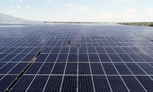 Những dự án điện mặt trời nghìn tỷ đã hoạt động ở Việt Nam