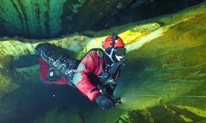 Công nghệ vẽ bản đồ 3D cho hang động tại Séc
