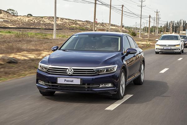 Volkswagen Passat - lựa chọn thú vị cho khách Việt trung niên - 6
