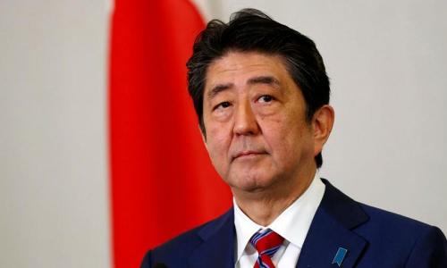 Thủ tướng Nhật Bản Shinzo Abe. Ảnh: Euronews.