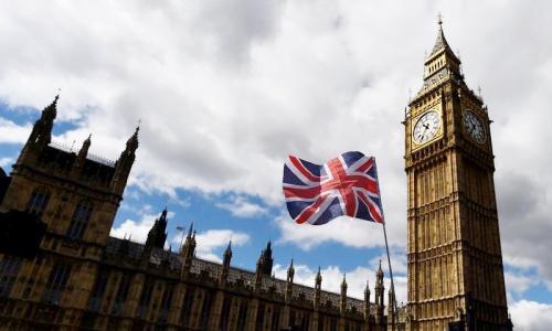 Tháp đồng hồ của Anh. Ảnh: Reuters.