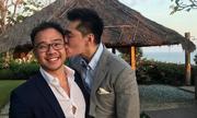 Cháu nội Lý Quang Diệu kết hôn với bạn trai đồng tính