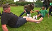 Giải vô địch vật ngón chân tại miền trung nước Anh