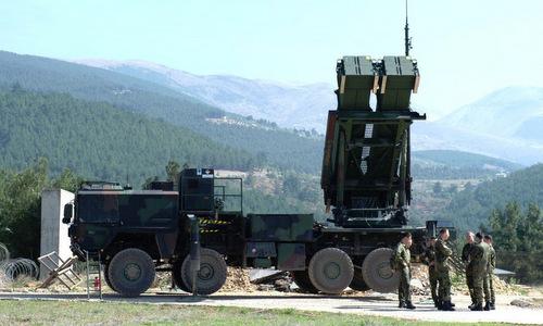 Hệ thống Patriot được Đức đặt tại Thổ Nhĩ Kỳ năm 2014. Ảnh: Drive.