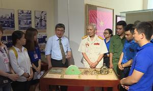 Bảo tàng Đà Nẵng đổi mới cách trưng bày thu hút khách