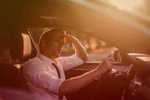 Giải pháp chống nóng cho ôtô mùa hè
