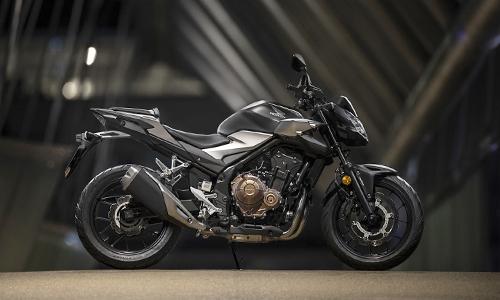 Honda CB500F phiên bản mới ra mắt thị trường Việt Nam.