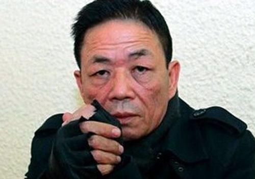 Bị can cầm đầu nhóm cưỡng đoạt tiền tại chợ Long Biên - Hưng Kính.