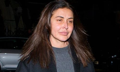 Zamira Hajiyeva, vợ của một cựu chủ tịch ngân hàng Azerbaijian đang ngồi tù. Ảnh: Jamie Lorriman.
