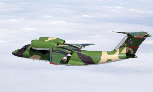 Máy bay An-72 của Nga bị không quân Phần Lan giám sát. Ảnh: Defense Blog.