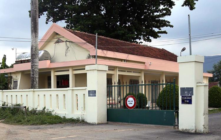 Trang trại Suối Dầu, nơi nghiên cứu để bào chế vắcxin của IVAC. Ảnh: Xuân Ngọc.