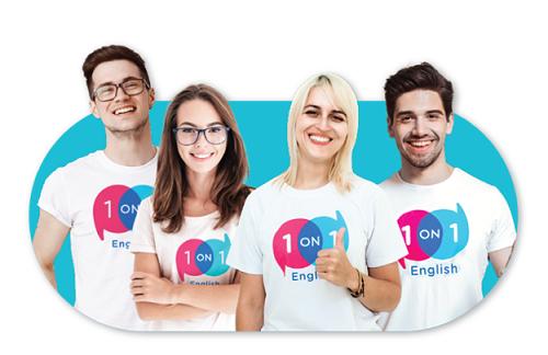 Đội ngũ giáo viên bản ngữ của One On One English có nhiều kinh nghiệm giảng dạy, tốt nghiệp từ nhiều trường đại học danh tiếng.