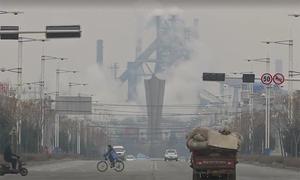 Chiến dịch chống ô nhiễm tại 'thành phố thép' của Trung Quốc