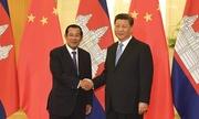 Thủ tướng Campuchia tuyên bố không rơi vào 'bẫy nợ' của Trung Quốc