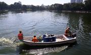 Hà Nội thanh tra việc sử dụng chất Redoxy3C làm sạch hồ