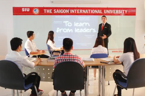 Mô hình Giáo dục khai phóngđược áp dụng tại Tập đoàn Giáo dục Quốc tế Á Châu (GAIE).