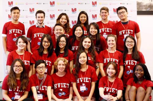 HVIET được tổ chức bởi các sinh viên Đại học Harvard, Mỹ.