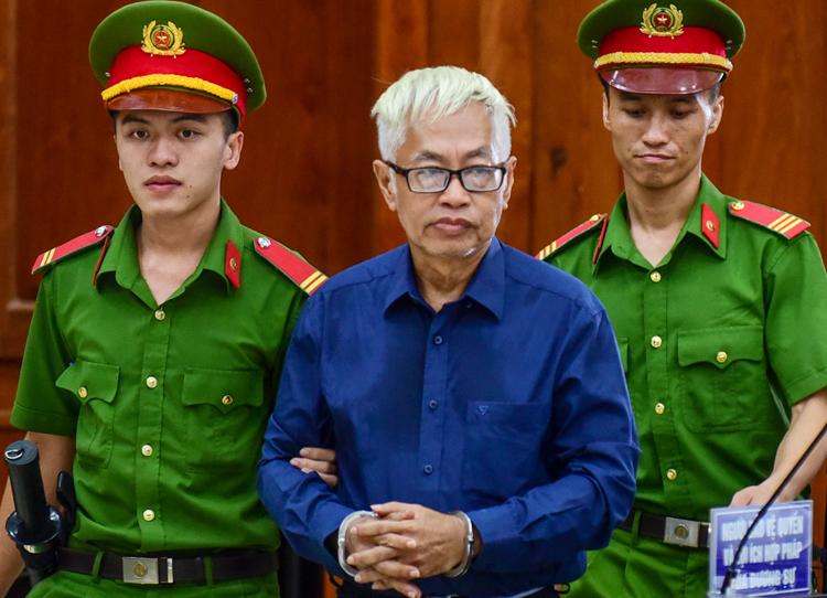 Ông Trần Phương Bình. Ảnh: Thành Nguyễn.