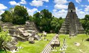 Thành phố cổ của người Maya ẩn trong rừng mưa ở Guatemala