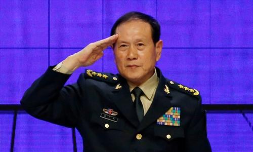 Bộ trưởng Quốc phòng Trung Quốc: Huawei không phải là công ty quân đội