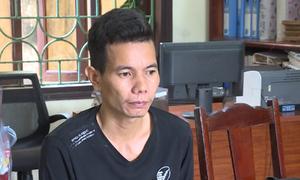 Nghi can dùng súng nhựa cướp ngân hàng ở Phú Thọ bị bắt