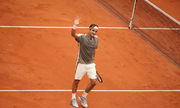 Leonardo Mayer 0-3 Roger Federer