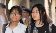 Thí sinh Hà Nội buồn vì không làm hết đề Toán vào lớp 10