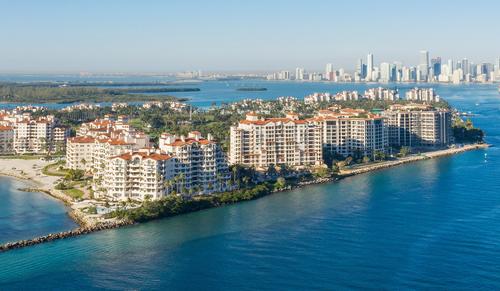 Trước khi sa lưới, Anthony Gignac sống trong căn hộ áp mái tại khu nhà giàu thành phố Miami, bang Florida, Mỹ. Ảnh: Getty.