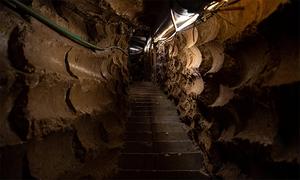 Đường hầm sâu 80 m dân quân Hezbollah đào để xâm nhập Israel